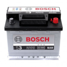 Аккумулятор  BOSCH S3 005 12V 56Ah 480A