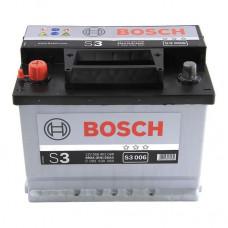 Аккумулятор  Bosch S3 12V 56AH 480(EN)