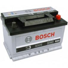Аккумулятор  Bosch S3 12V 70AH 640(EN)