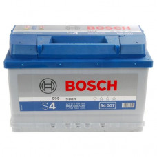 Аккумулятор Bosch 72AH 680A(EN) клемы 0 (278x175x175) S4 007