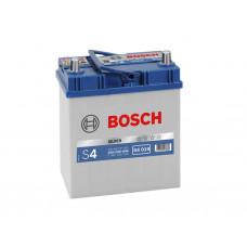 Аккумулятор Bosch 40AH 330A(JIS) клемы 1 (187x127x227) S4 019 тонкая клема