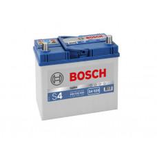 Аккумулятор Bosch S4 12V 45AH 330(EN) 238x129x227