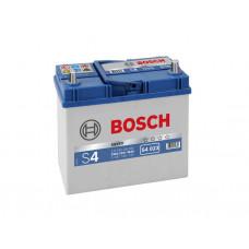 Аккумулятор Bosch 45AH 330A(JIS) клемы 1 (238x129x227) S4 023
