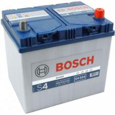 Аккумулятор  Bosch 60Ah -/+