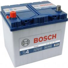 Аккумулятор  Bosch S4 12V 60AH 540(EN) 232x173x225
