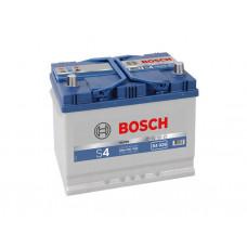 Аккумулятор Bosch S4 026 70Ah 630A