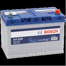 Аккумулятор Bosch 85AH 800A(JIS) клемы 0 (306x173x225) S4 028 EFB(AGM-)