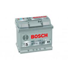 Аккумулятор Bosch 52AH 520A(EN) клемы 0 (207x175x175) S5 001