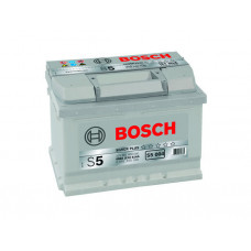 Аккумулятор Bosch 61AH 600A(EN) клемы 0 (242x175x175) S5 004