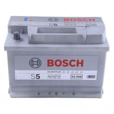 Аккумулятор  Bosch S5 008 75Ah 780A