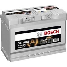 Аккумулятор  Bosch 70Ah 0092S5A080