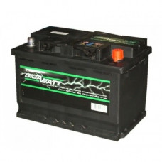 Аккумулятор Gigwatt 100AH 720A(EN) клемы 0 (313x175x205) T3 032