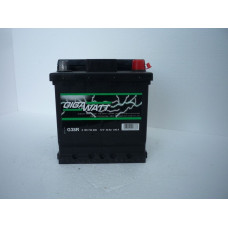 Аккумулятор  Gigawatt 40AH 340A(EN) клемы 0 (175x175x190) S4 000