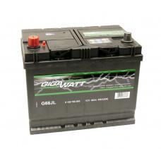 Аккумулятор GigaWatt 44AH 440A(EN) клемы 0 (207x175x175) S4 001