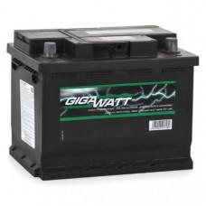 Аккумулятор Gigawatt 52AH 470A(EN) клемы 0 (207x175x190) S4 002
