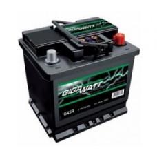 Аккумулятор Gigawatt 53AH 470A(EN) клемы 0 (242x175x175) S4 004