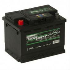 Аккумулятор Gigawatt 60AH 540A(EN) клемы 1 (242x175x190) S4 006