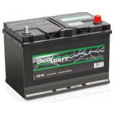 Аккумулятор Gigawatt 91AH 740A(JIS) клемы 0 (306x173x225) S4 028 (95AH 830A(EN)