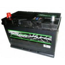 Аккумулятор Gigawatt 91AH 740A(JIS) клемы 1 (306x173x225) S4 029 (95AH 830A(EN)