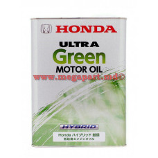 Масло моторное Honda 0W20 (0W-20) Ultra Green 4L