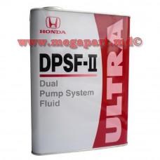 Масло трансмиссионное в редуктор HONDA ULTRA DPSF-II 4L (DPSFII)