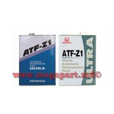 Масло трансмиссионное HONDA ULTRA ATF Z-1 4L (ATF Z1)