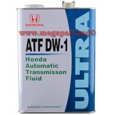 Масло трансмиссионное ATF DW-1 4L HONDA (ATF DW1)