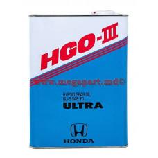 Масло трансмиссионное в редуктор HONDA ULTRA HGO-III 4L (HGOIII)
