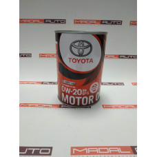 Масло моторное Toyota 0W20 (0W-20) SN/GF-5 1L