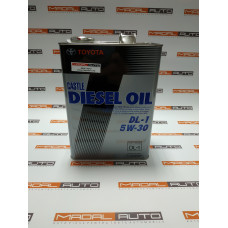 Масло моторное Toyota Castle Diesel Oil DL-1 5W-30(5W30) 4L (08883-02805)