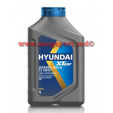 Масло моторное Hyundai 5W-30 XTeer Diesel ULTRA C3 1L (5W30)