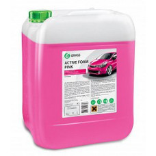 Active Foam Pink - Средство по уходу за автомобилями