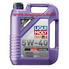 Масло моторное для дизеля 5W-40 (5L) LIQUI MOLY (5W40) (1341)