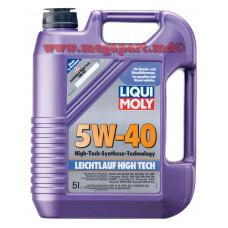 Масло моторное 5W-40 (5L) Liqui Moly (5W40) (2328)