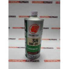 Масло моторное IDEMITSU ZEPRO ECOMEDALIST SN/GF-5 0W20(0W-20) 1L