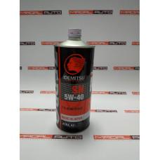 Масло моторное IDEMITSU ZEPRO RACING SN 5W40 1L (3585001; 3585-001)