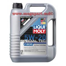 Масло моторное 5W-20 (5L) для FORD Liqui Moly (5W20) (3841)