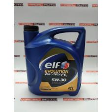 Масло моторное ELF EVOLUTION Full Tech FE 5W-30 5L (456094)