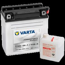 Аккумулятор VARTA 12V  9AH 85A(EN) клемы 0 (136x76x134) 12N9-4B-1 (YB9-B)