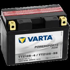Аккумулятор VARTA 12V  9AH 200A(EN) клемы 1 (150x87x110) TTZ12S-BS AGM