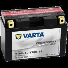 Аккумулятор VARTA 12V  8AH 115A(EN) клемы 1 (149x70x105) YT9B-BS AGM