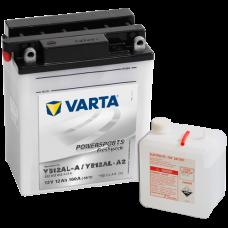 Аккумулятор VARTA 12V 12AH 160A(EN) клемы 0 (136x82x161) YB12AL-A2 (YB12AL-A)