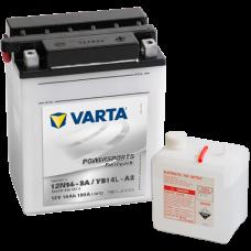 Аккумулятор VARTA 12V 14AH 190A(EN) клемы 0 (135x90x167) YB14L-A2 (12N14-3A)