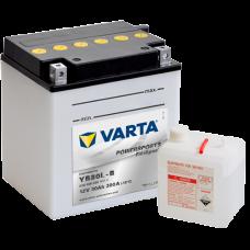Аккумулятор VARTA 12V 30AH 300A(EN) клемы 0 (168x132x176) YB30L-B