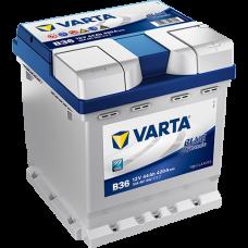 Аккумулятор VARTA 44AH 420A(EN) клемы 0 (175x175x190) S4 000