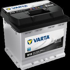 Аккумулятор VARTA 45AH 400A(EN) клемы 0 (207x175x190) S3 002