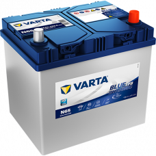 Аккумулятор VARTA 65AH 650A(JIS) клемы 0 (232x173x225) S4 024 EFB(AGM-)