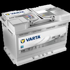 Аккумулятор VARTA 70AH 760A(EN) клемы 0 (278x175x190) S6 008 AGM