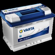 Аккумулятор VARTA 74AH 680A(EN) клемы 0 (278x175x190) S4 008