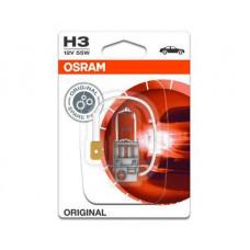 Лампа H3 Osram Original (H-3)